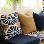 Collection de coussin navy original