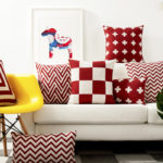 Collection de coussin red nordique