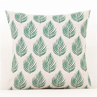 Housse de coussin collection tropical spring 3