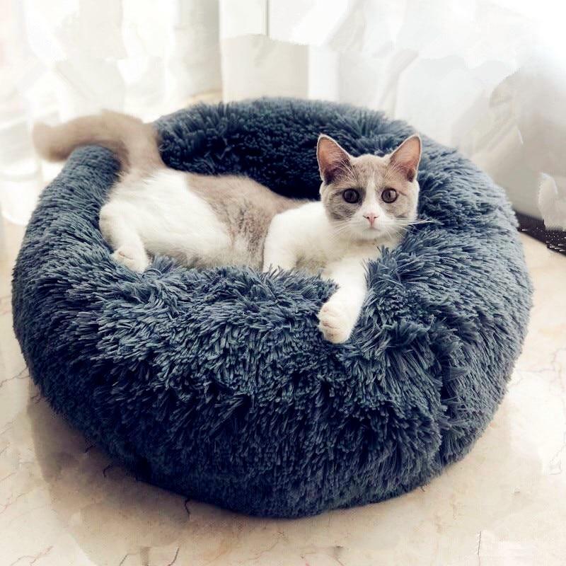 coussin valériane pour chat confort d'hiver 1